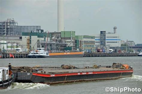 sleepboot rodie lastdrager xvii 02310621 ponton binnenvaart eu