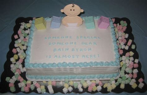 Baby Boy Shower Cake Sayings by Baby Shower Cake Sayings 4017