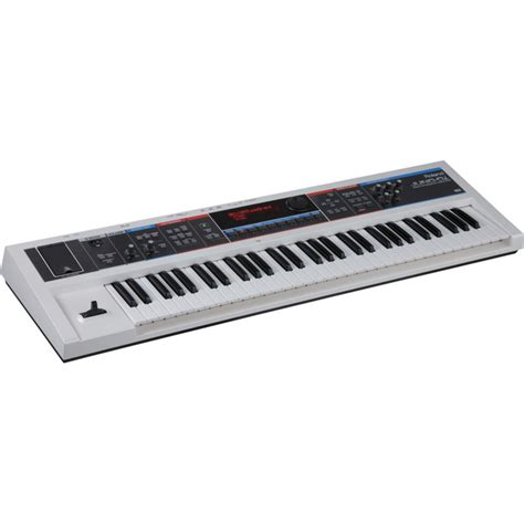 Keyboard Roland Juno Di disc roland juno di white keyboard synthesizer at