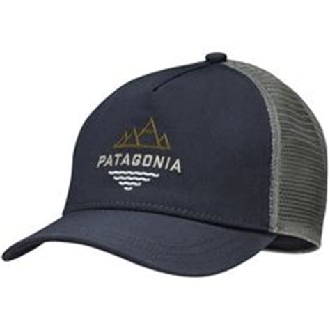 Topi Trucker Backpacker U2a4 patagonia fitz roy crest lopro trucker hat clothesss trucker hats patagonia and