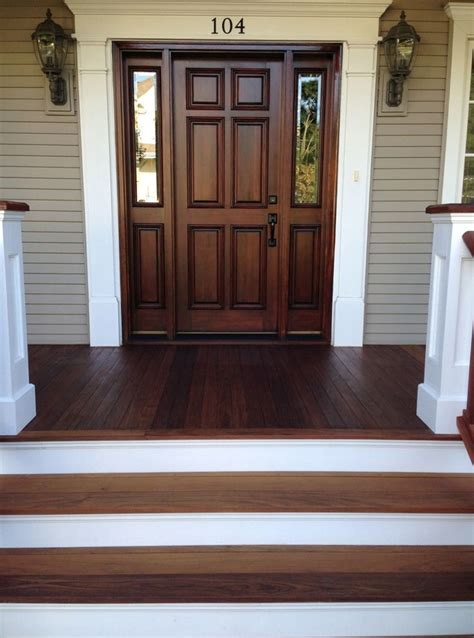 Best Wood For Porch Floor 25 best ideas about porch flooring on