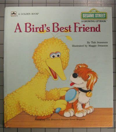 knocked up by s best friend books a bird s best friend a golden book sesame a
