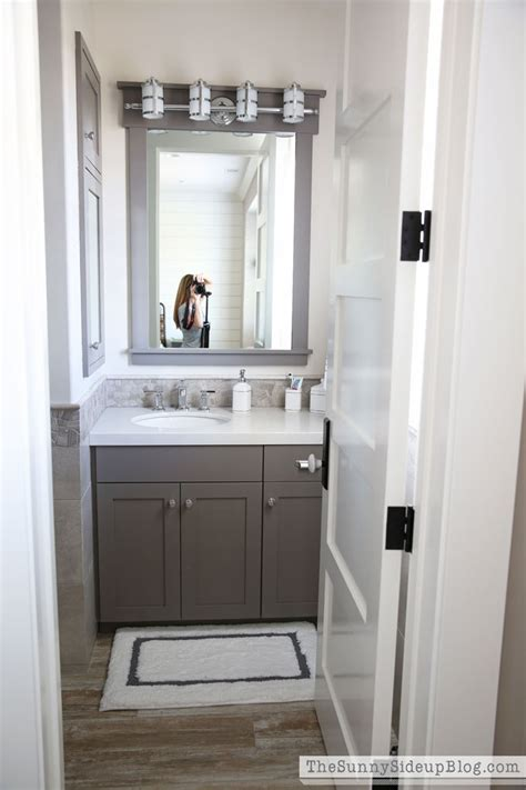 bathroom cabinets boy nautical modern boy s bathroom the side up