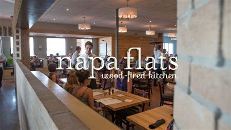 Napa Flats Wood Fired Kitchen napa flats wood fired kitchen to open in four points this
