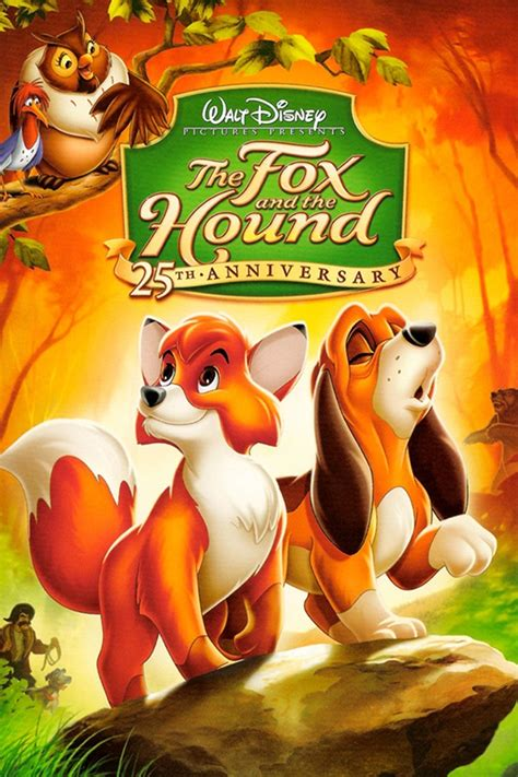 0008215774 the fox and the ghost the fox and the hound 100daysofdisney 187 the purple