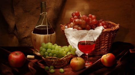 Games Of Thrones Wine Glasses download wallpaper 1920x1080 wine grapes apples basket
