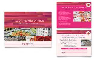 corporate event planner amp caterer powerpoint presentation