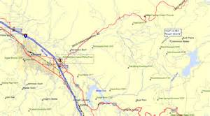 ashland oregon map ashland oregon 171 a landing a day