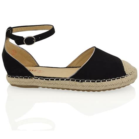 flat shoes ankle womens espadrilles ankle flat sandals summer