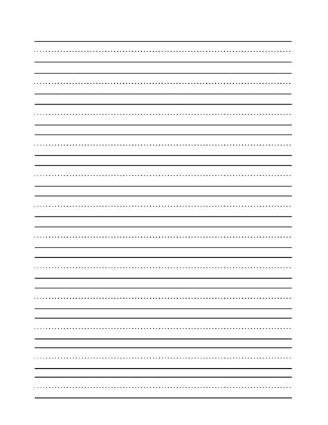 handwriting lines template flip the script on special ed writing handwriting