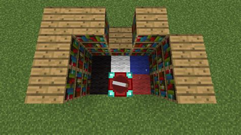 bookcases minecraft enchanting image yvotube