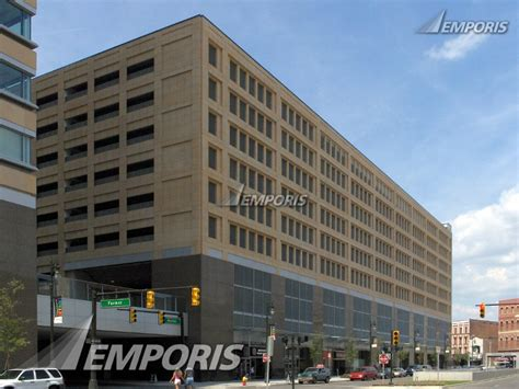 Compuware Parking Garage by Compuware Garage Detroit 228386 Emporis
