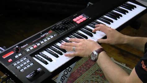 Keyboard Roland Xps 10 roland xps 10 tan箟t箟m b 246 l 252 m 1