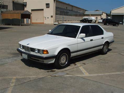 bmw 1990 7 series 1990 bmw 7 series image 5