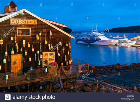 Top Restaurants In Bar Harbor Maine by Lobster Restaurant Bar Harbor Mount Desert Island Maine