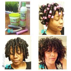 perm rod set for heat damaged transitioning natural hair 1000 images about hair on pinterest natural hair flat