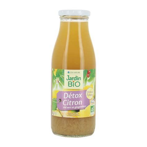 Boisson Detox by Boisson Detox Citron