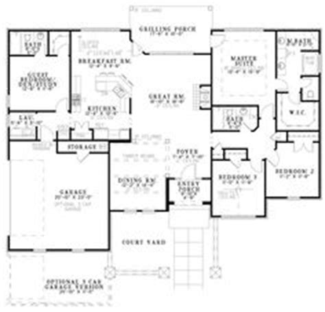 house plans 2000 square feet one level 1000 images about dream home building plans on pinterest