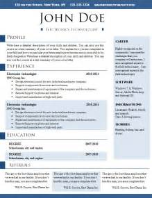Amazing Resume Templates by Free Resume Templates 568 To 574 Freecvtemplate Org