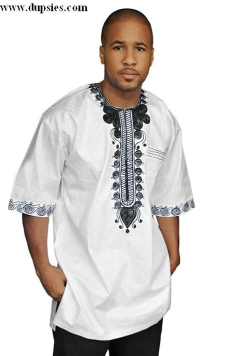 men african attire men s white african outfits white brocade dashiki shirt