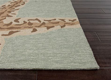Sea Star Silver Lake Blue Indoor Outdoor Area Rug 5x7 6 Outdoor Rug 5x7