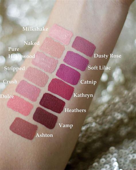 Lipstick Beverly beverly liquid lipstick swatches make up