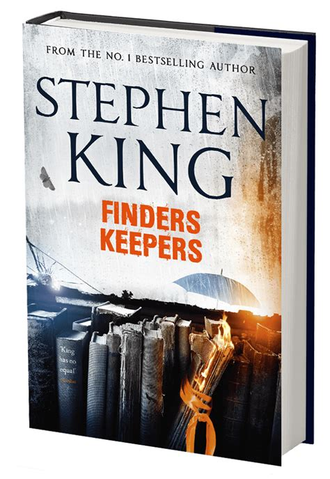 finders keepers books stephen king books discover the work of stephen king