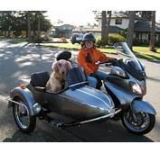 Montez Un Side Car Sur Votre Scooter Avec SportMax
