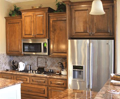 Pictures Of Kitchens With Maple Cabinets Kitchens