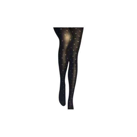 heart pattern tights black tights with reversed heart pattern