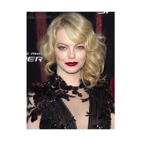 emma stone perfume 15 best faux bob images on pinterest wedding hair fake