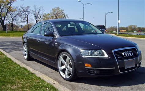 Audi A6 Avant 2005 by 2005 Audi A6 Avant 4f C6 Pictures Information And