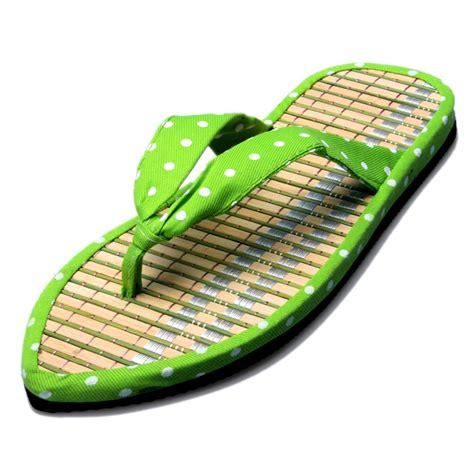 Flip Flops Mat Bottoms by 2015 Novelty Home Indoor Antiskid Bamboo
