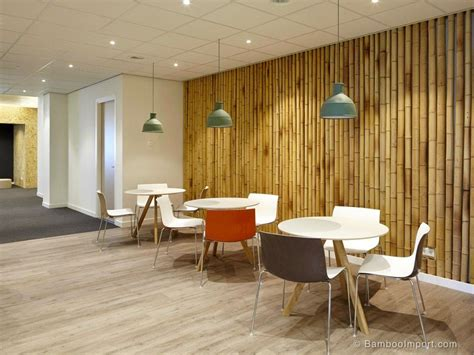 Home Decorating Stores by 12 Bamboo Wall Cladding And Decoration Ideas