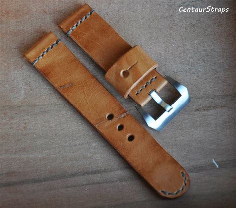 Handmade Leather Straps - centaurstraps handmade leather straps