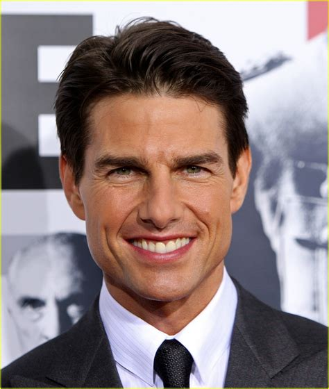 Is The Tom Cruise by Hairstyles For Tom Cruise Hair The Sleek Appearance