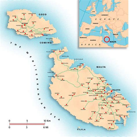 map of malta malta ken s pastimes