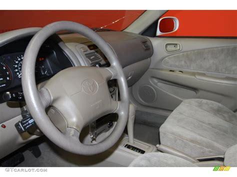 1998 Toyota Corolla Interior by Gray Interior 1998 Toyota Corolla Le Photo 42223628