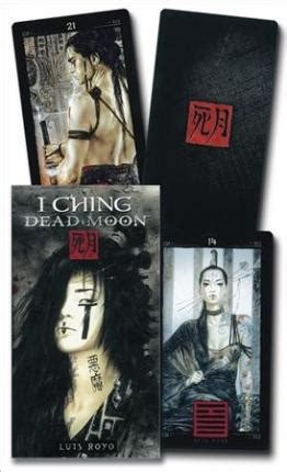 libro i ching dead moon i ching dead moon lo scarabeo 9780738732602