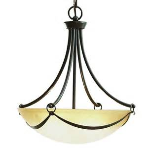 Allen Roth Pendant Lights Allen Roth Winnsboro 19 5 In W Rubbed Bronze Pendant Light With Marbleized Shade Lowe S