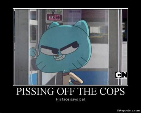 gumball watterson meme 4 the amazing world of gumball