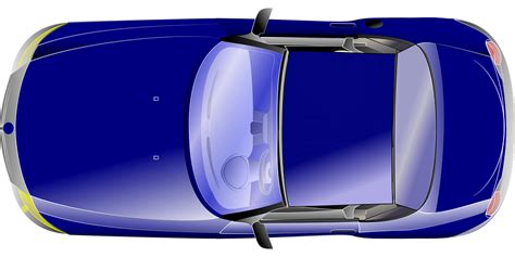 vehicle top view free vector graphic car transportation vehicle free