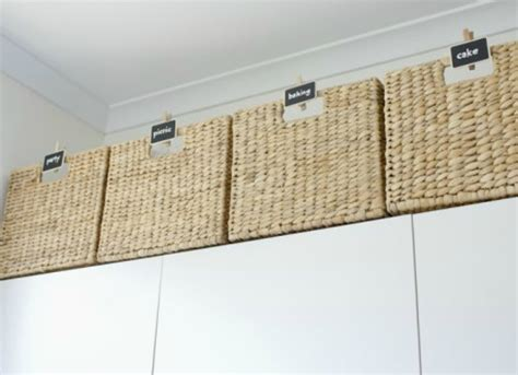 above kitchen cabinet storage how to organize your kitchen 21 brilliant hacks bob vila