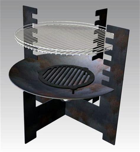 metall feuerschale metall werk z 252 rich ag feuerschale mit grill