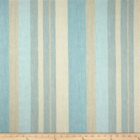 window treatment fabric braemore remembrance stripe aquamarine window treatments