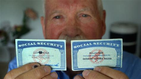 real social security card template feds issued 171 million in improper payments to