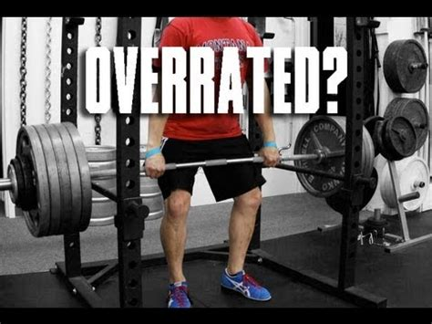 How To Do Rack Pulls by Rack Pulls Overrated
