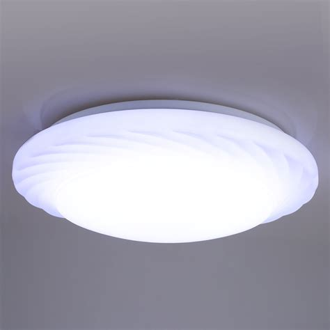 Led Kitchen Ceiling Lighting Fixtures 18w Led Ceiling Light Fixture L Bedroom Kitchen Modern Lighting Us Ebay
