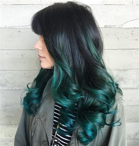Green Hairstyles by 18 Gorgeous Green Colored Hairstyle Ideas 2018 Hairstyle