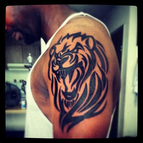tribal animal tattoos for men new tribal animal style for 187 ideas